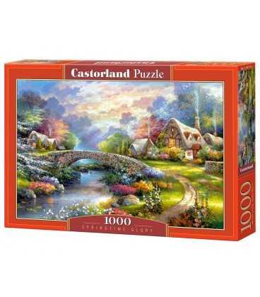 Пазл - Славна весна (Castorland) 1000 ел.