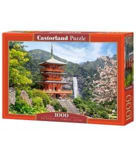 Пазл - Храм Сиганто-Джи, Япония (Castorland) 1000 эл.