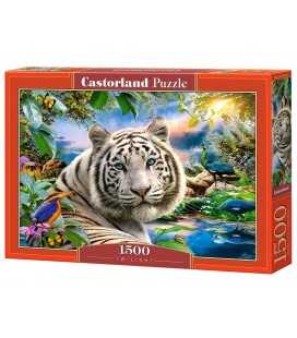 Пазл - Тигр в сумерках (Castorland) 1500 эл.
