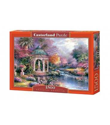 Пазл - Изящная стражница (Castorland) 1500 эл.