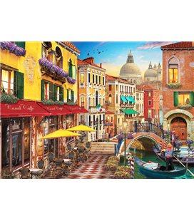 Пазл - Кафе в Венеции (Anatolian) 1500 эл. 4553