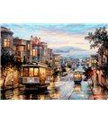 Пазл - Вулиці Сан-Франциско (Anatolian) 1500 ел. 4531