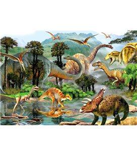 Пазл - Долина Динозавров II (Anatolian) 260 эл. 3288