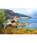 Пазл - Замок Элиен Донан, Шотландия (Castorland) 2000 эл.