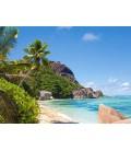 Пазл - Тропический пляж , Сейшельские острова 3000 эл.