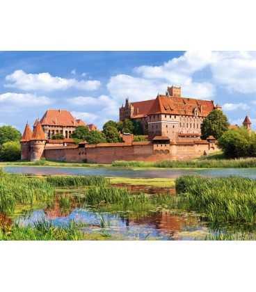 Пазл - Замок Мальборк, Польша 3000 эл