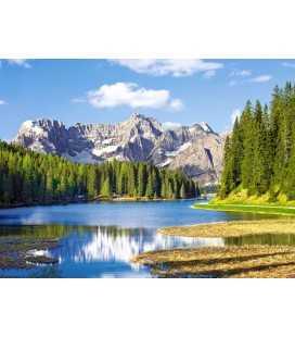 Пазл - Озеро Мизурина , Италия 3000 эл