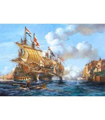 Пазл - Сражение в Порто-Белло