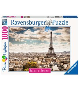 Пазл - Париж (Ravensburger) 1000 эл. 140879