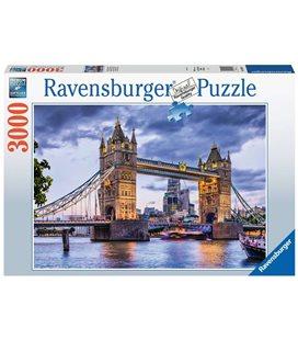 Пазл - Лондон, ты прекрасный город (Ravensburger) 3000 эл. 160174