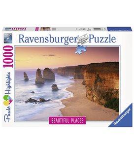 Пазл - Дорога над океаном. Австралия (Ravensburger) 1000 эл. 151547