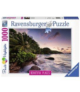 Пазл - Остров Праслен Сейшелы (Ravensburger) 1000 эл. 151561