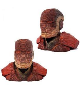 """3D пазл """"Железный человек"""" Metalman"""