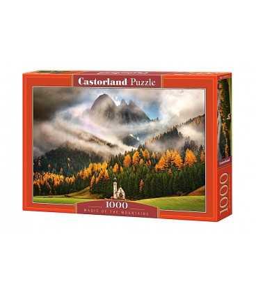 Пазл - Магія гір (Castorland) 1000 ел.