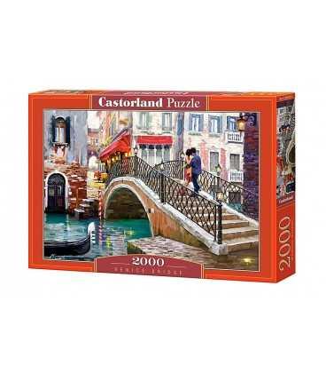 Пазл - Венецианский мост (Castorland) 2000 эл.