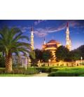 Пазл - Блакитна мечеть, Туреччина (Castorland) 1000 ел.