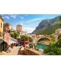 Пазл - Старе місто Мостар (Castorland) 1500 ел.