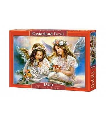 Пазл - Подарунок ангела (Castorland) 1 500 ел.