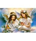Пазл - Подарок ангела (Castorland) 1500 эл.