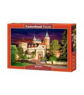 Пазл - Замок Бойнице ночью (Castorland) 1000 эл.