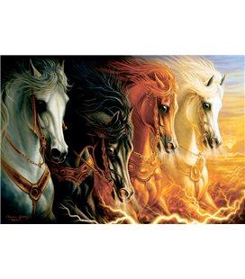 Пазл - Чотири коні Апокаліпсису (Anatolian) 2000 ел. 3902