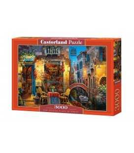 Пазл - Наше особое  место в Венеции  (Castorland) 3000 эл.
