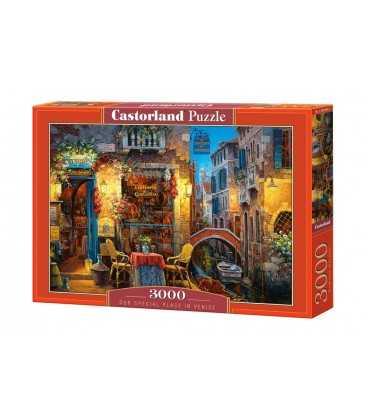 Пазл - Наше особливе місце в Венеції (Castorland) 3000 ел.