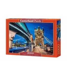 Пазл - Лондонский мост (Castorland) 2000 эл.