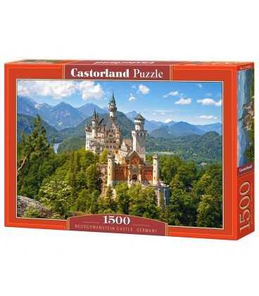 Пазл - Замок Нойшванштайн (Castorland) 1500 ел.