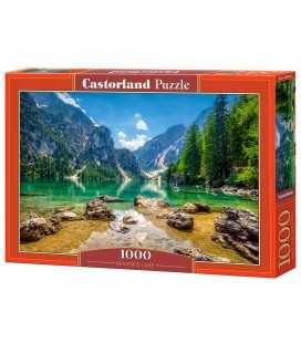 Пазл - Небесное Озеро (Castorland) 1000 эл.