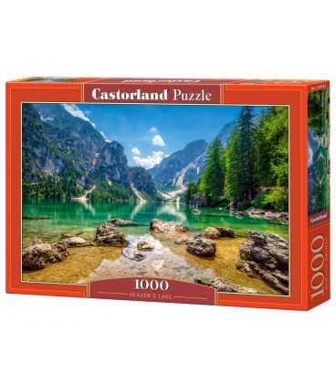Пазл - Небесне Озеро (Castorland) 1000 ел.