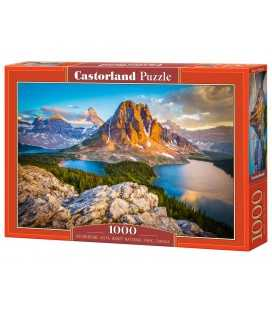 Пазл - Ассинибоайн Виста, Национальный парк Банф, Канада (Castorland) 1000 эл.