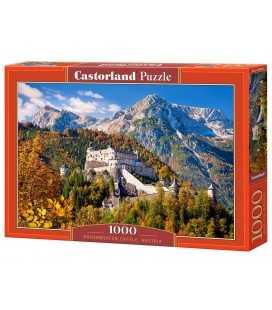 Пазл - Замок Хоенверфен, Австрія (Castorland) 1000 эл.