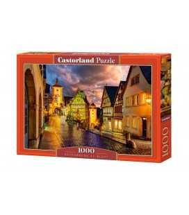 Пазл - Ротенбург ночью (Castorland) 1000 эл.