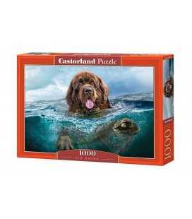Пазл - Большая собака (Castorland) 1000 эл.