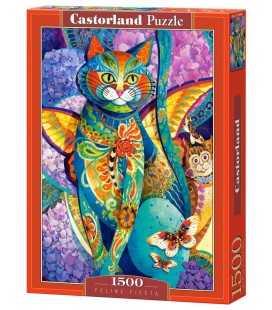 Пазл - Кішка (Castorland) 1500 ел.