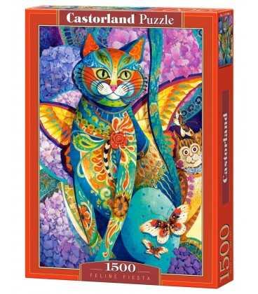 Пазл - Кошка (Castorland) 1500 эл.