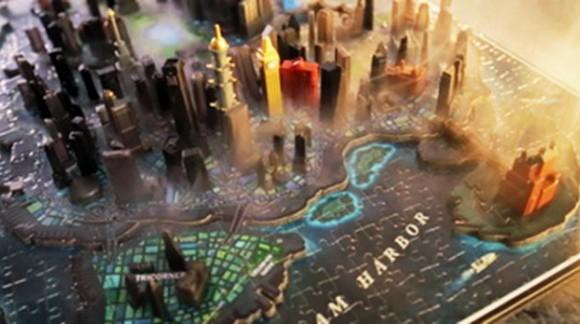 Пазлы 4D Cityscape: возможность открыть для себя историю городов мира.