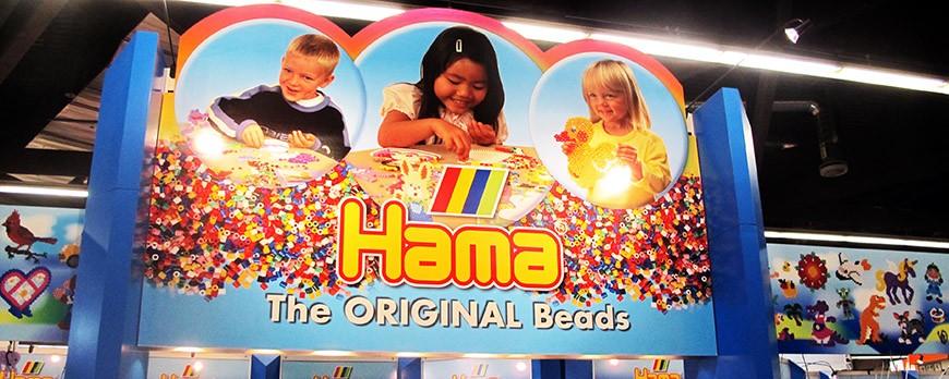 Термомозаіка НАМА - кориснине і захоплююче дозвілля для дітей та їх батьків.