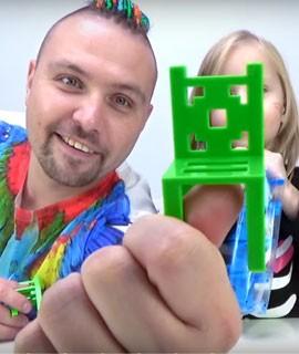 Стульчики ( Мистакос ) - игра для детей и взрослых.
